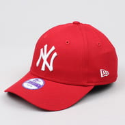 New Era Kids 940K MLB League Basic NY C/O červená