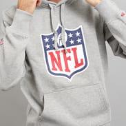 New Era NFL Team Logo PO Hoody grey melange