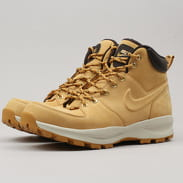 Nike Manoa Leather haystack / haystack - velvet brown