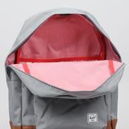 The Herschel Supply CO. Heritage Backpack šedý / hnědý