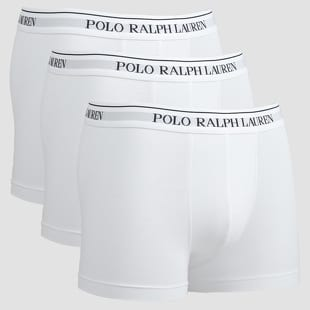 Polo Ralph Lauren 3 Packs Classic Trunks C/O
