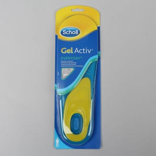 Scholl Gel Insoles Everyday M
