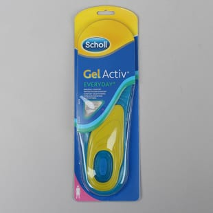 Scholl Gel Insoles Everyday W