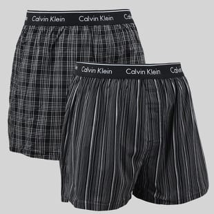 Calvin Klein 2 Pack Boxers Classic Fit