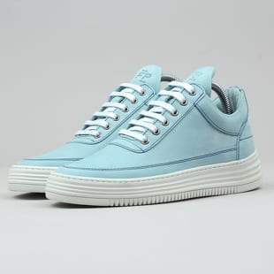 Filling Pieces Low Top - Color Stitching