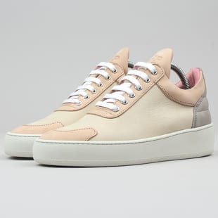 Filling Pieces Low Top - All Suede