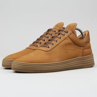 Filling Pieces Low Top - All Leather