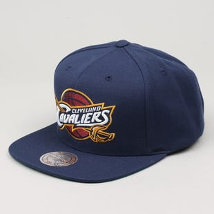 Mitchell & Ness Wool Solid Cleveland Cavaliers