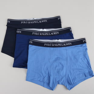 Polo Ralph Lauren 3 Pack Classic Trunks