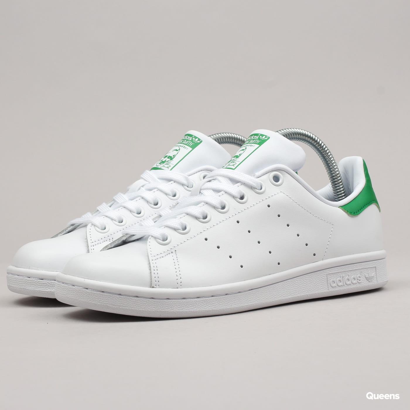 the best attitude 5869d 70c01 adidas Originals Stan Smith W ftwwht / ftwwht / green