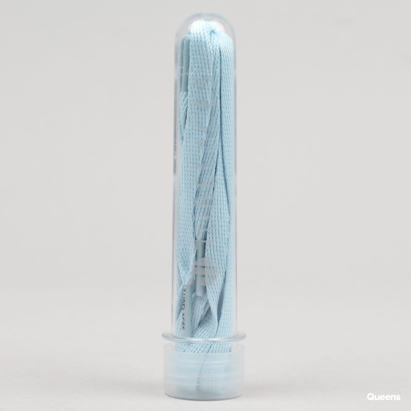 MD Tube Laces 120 světle modré II