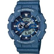 Casio G-Shock GA 110DC-2AER modré