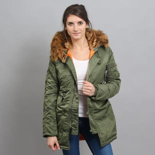 Alpha Industries N3B VF 59 WMNS