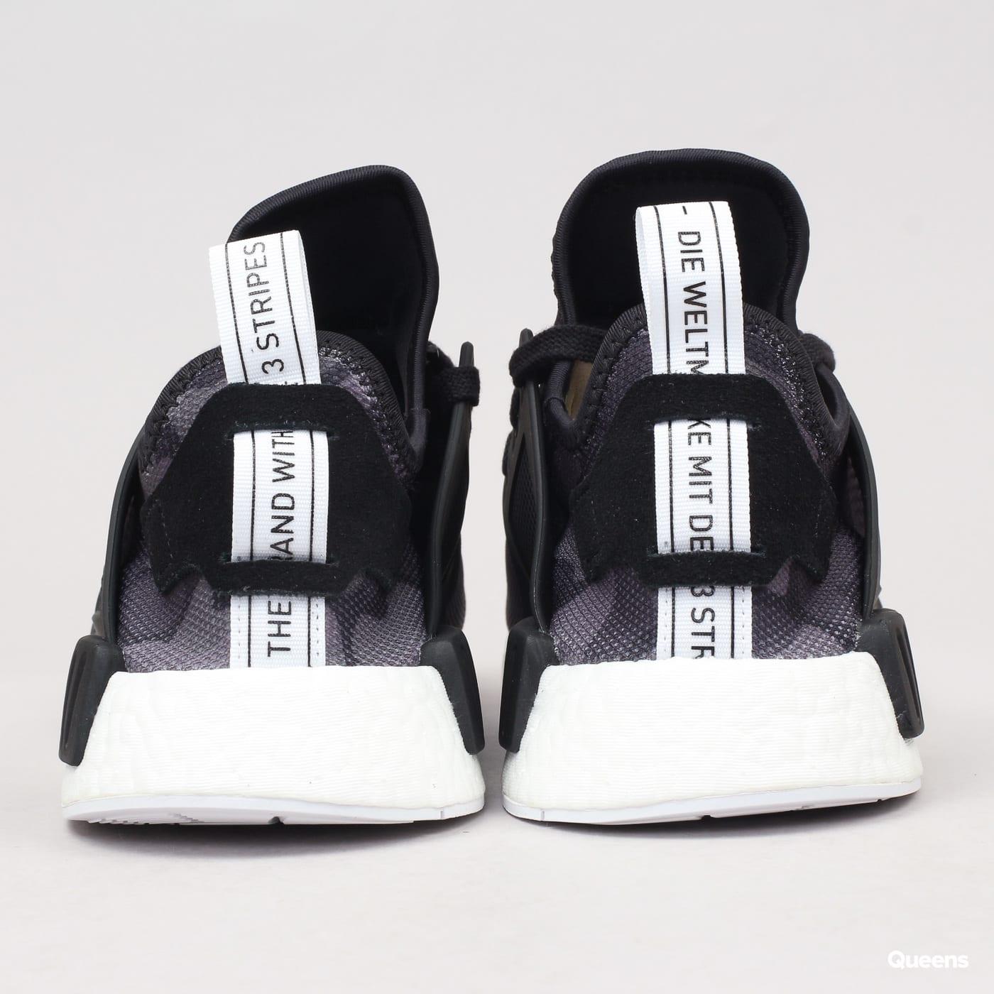 adidas Originals NMD_XR1 cblack / cblack ftwwht
