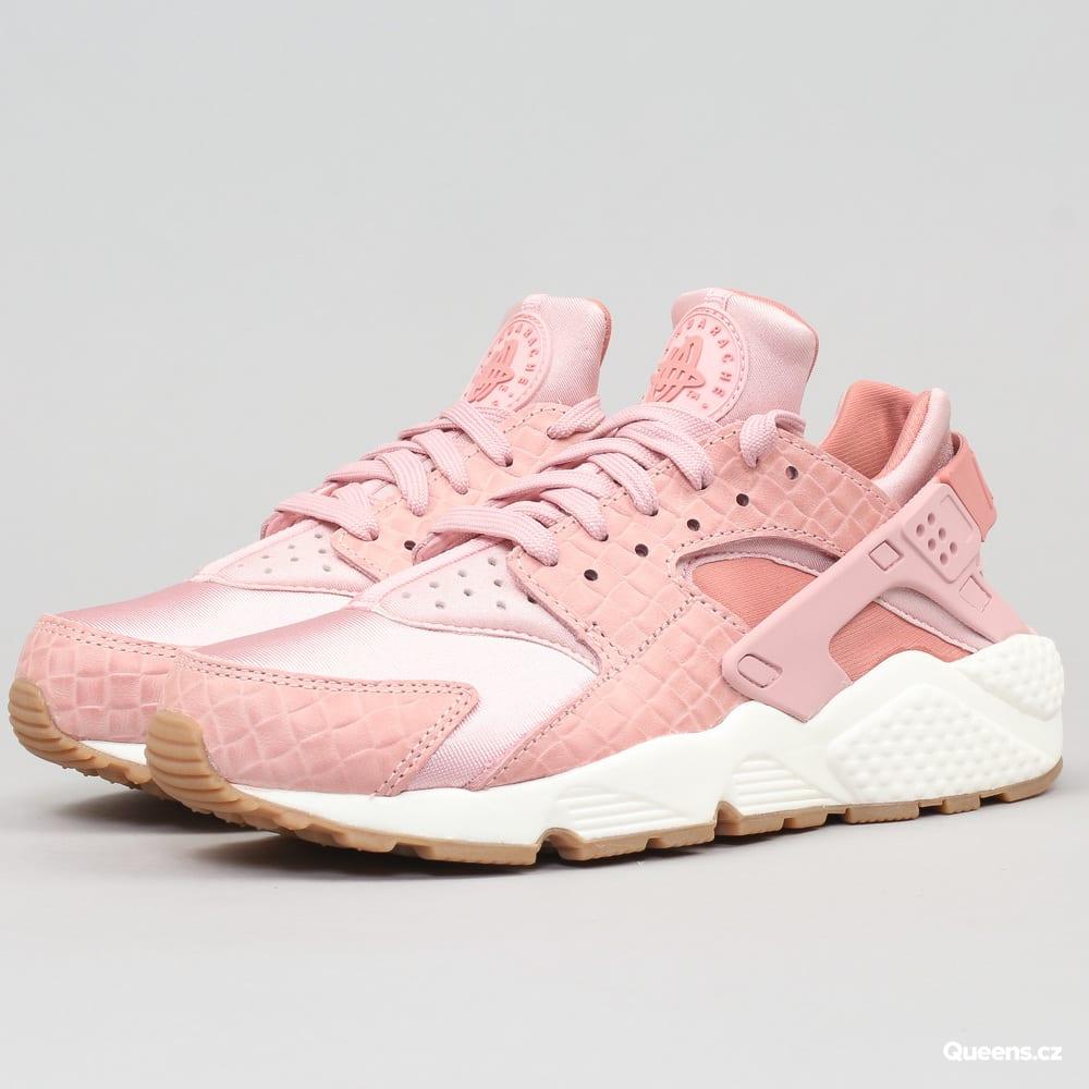Nike WMNS Air Huarache Run Premium pink glaze / pearl pink - sail
