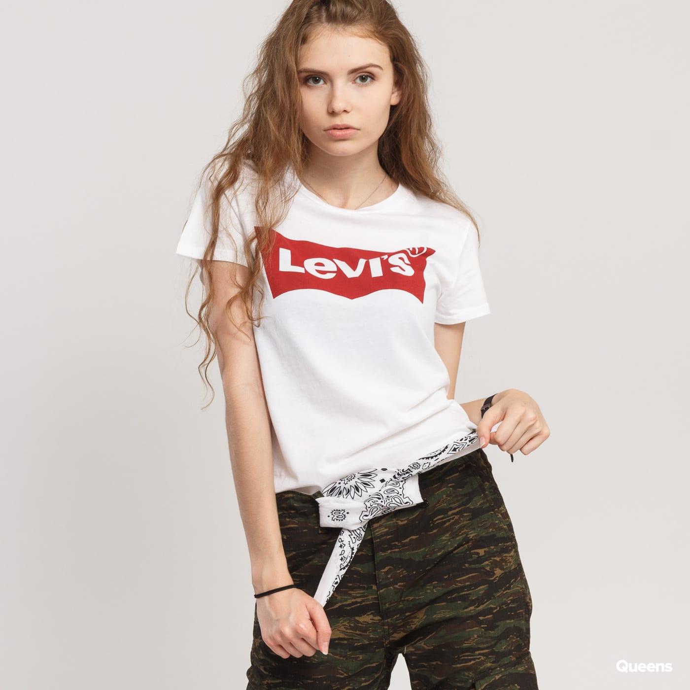Dámské tričko Levi s ® The Perfect Tee (17369-0053) – Queens 💚 4290c54aed