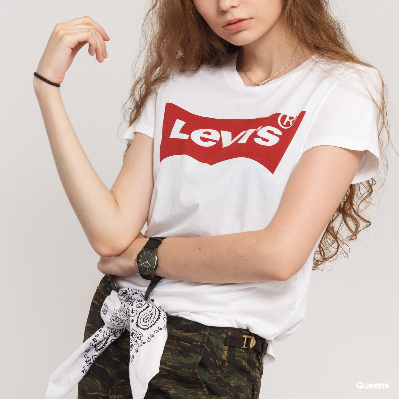 Levi's ® The Perfect Tee weiß
