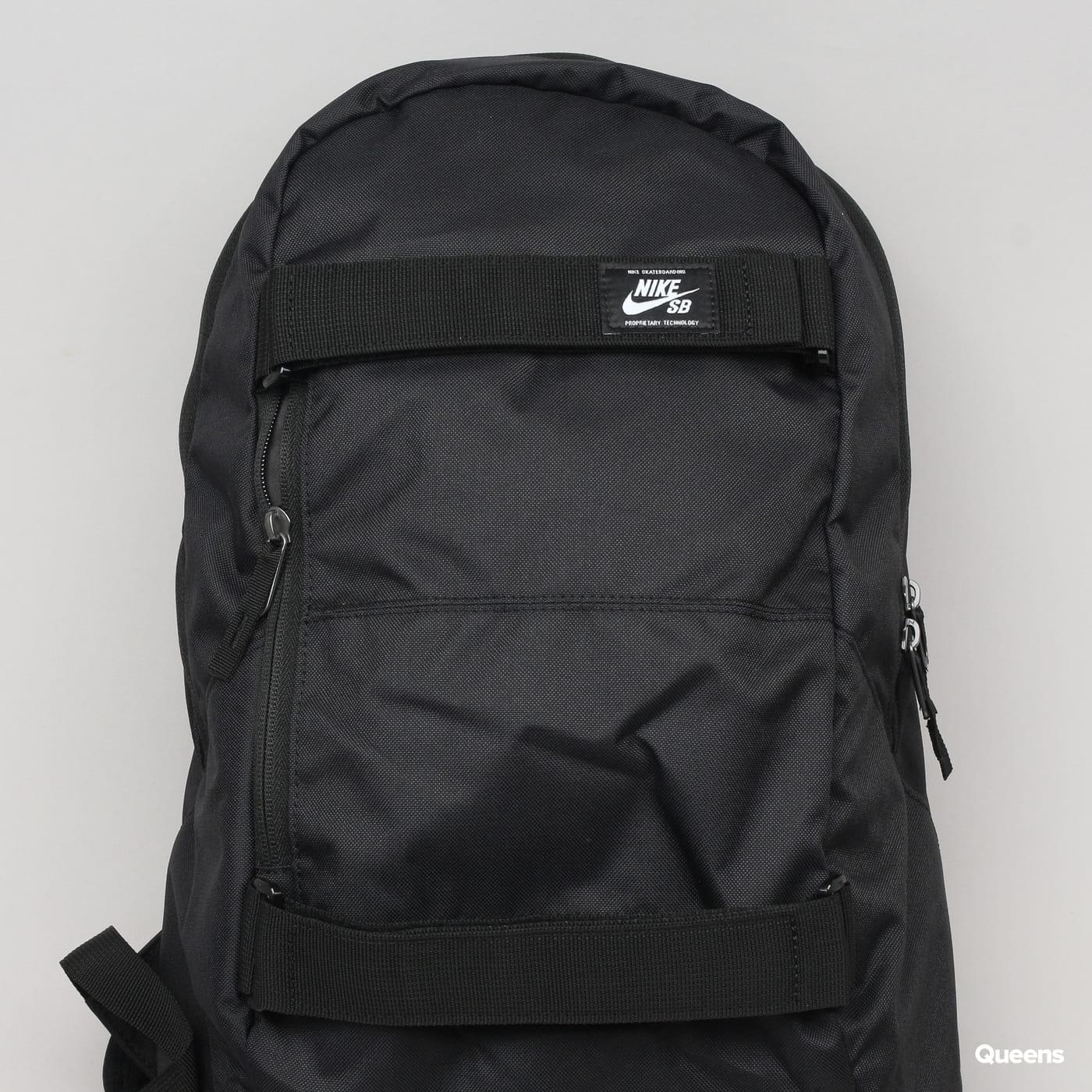 Nike NK Courthouse Backpack čierny
