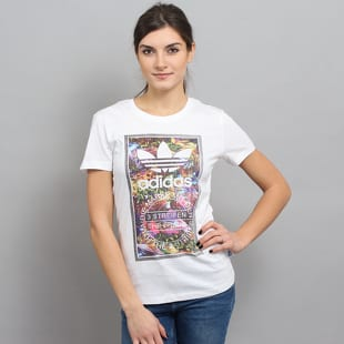 92fedeff3e26 Dámské tričko adidas Tongue L Tee – Queens 💚