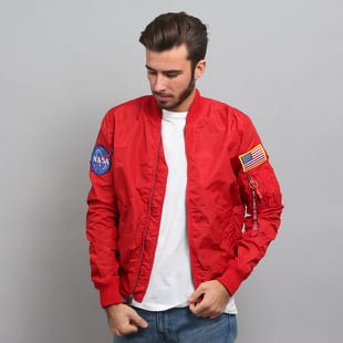 485255cb5 Bomber bunda Alpha Industries MA - 1 TT Nasa Reversible – Queens 💚
