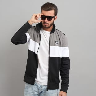 New Era Border Edge Track Jacket Raiders