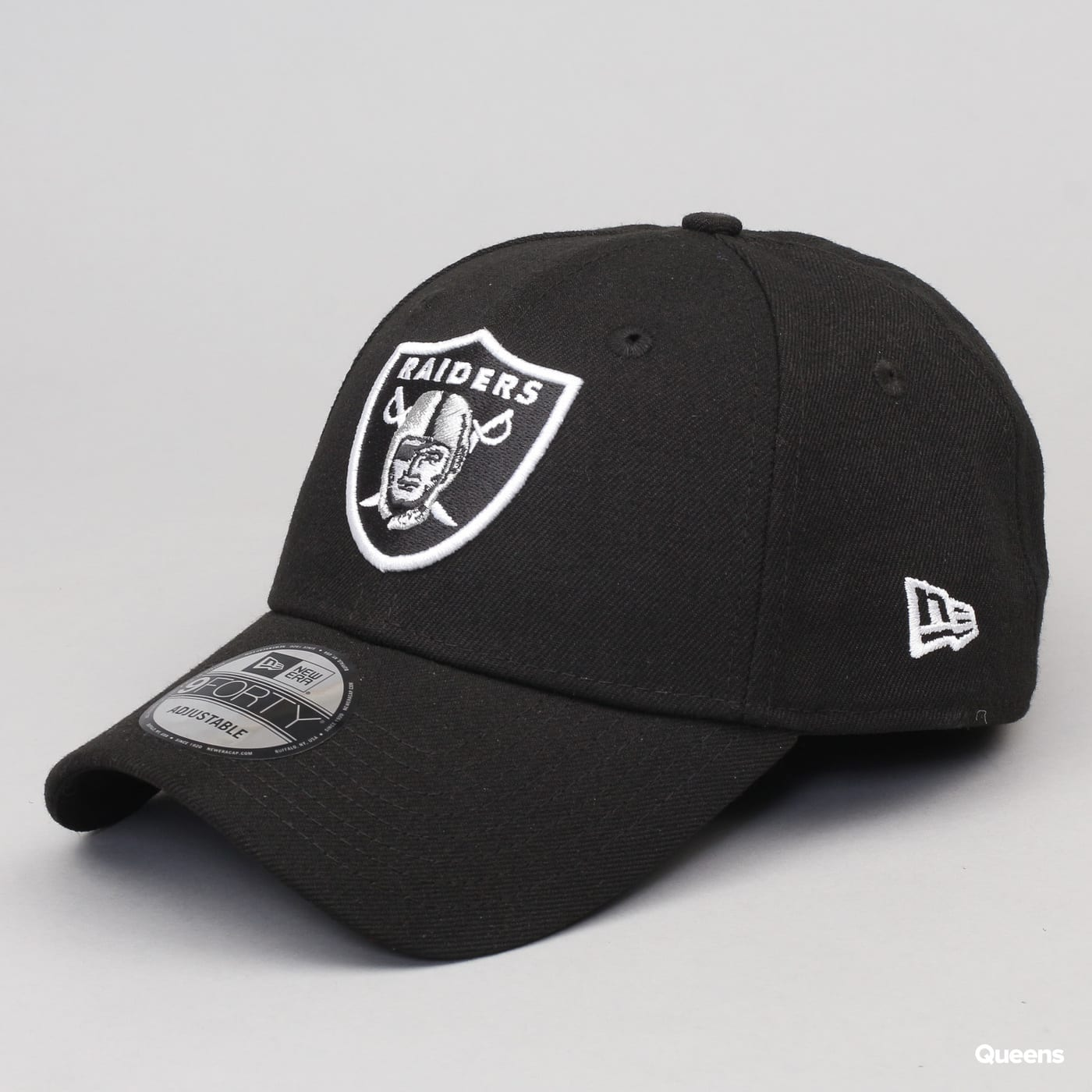 New Era The League Raiders schwarz