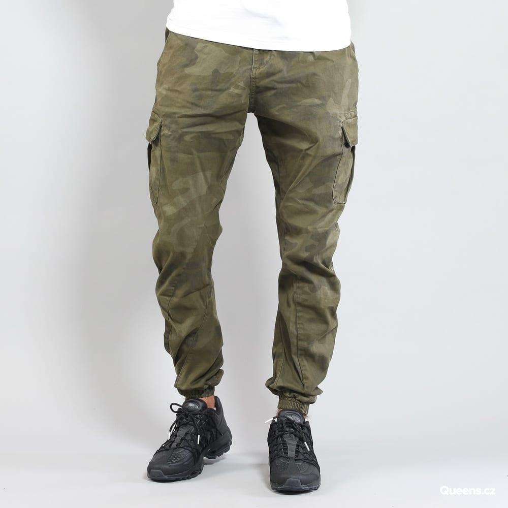 Urban Classics Camo Cargo Jogging Pants (TB1611) – Queens 💚 1552a1b01a
