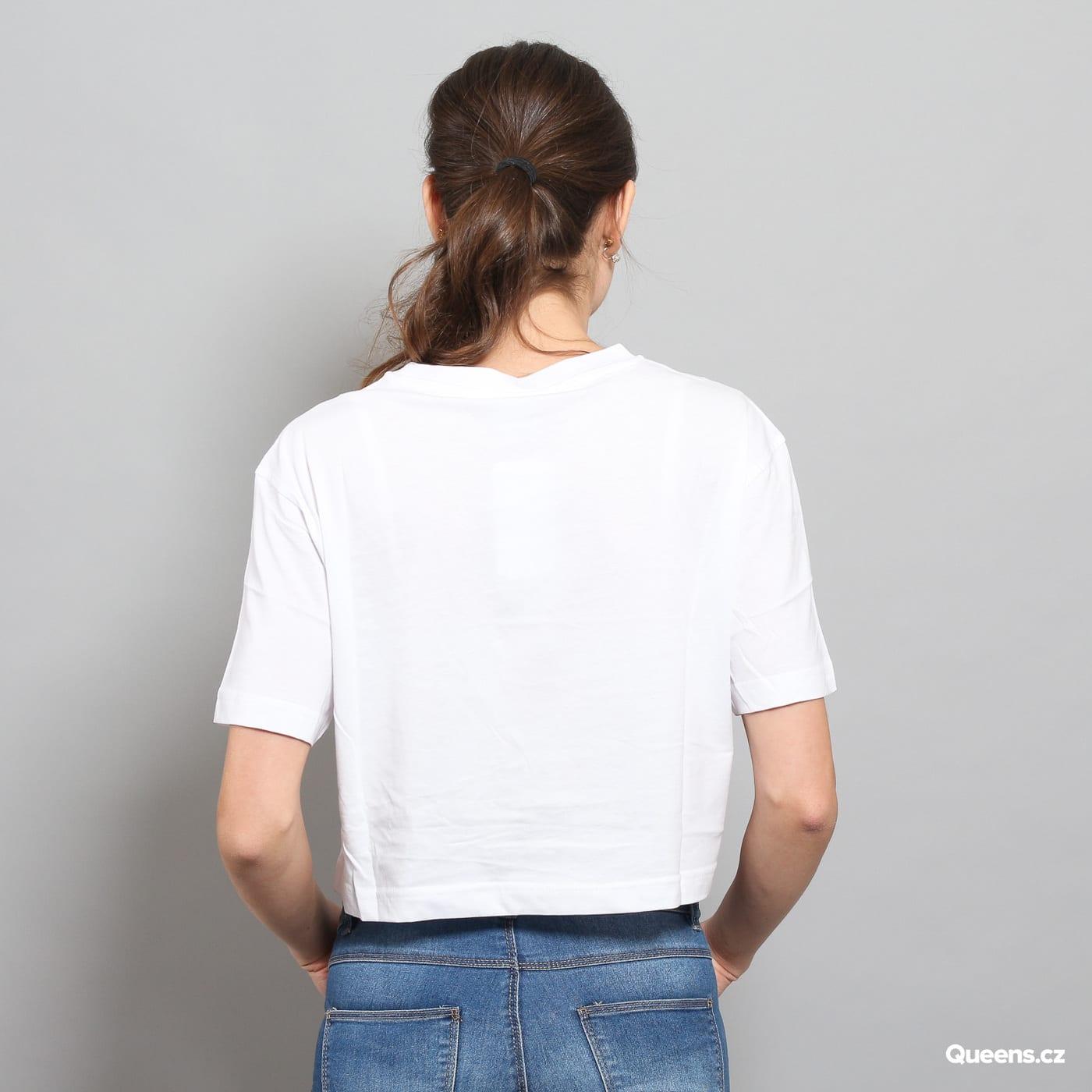 Urban Classics Ladies Short Oversized Tee weiß