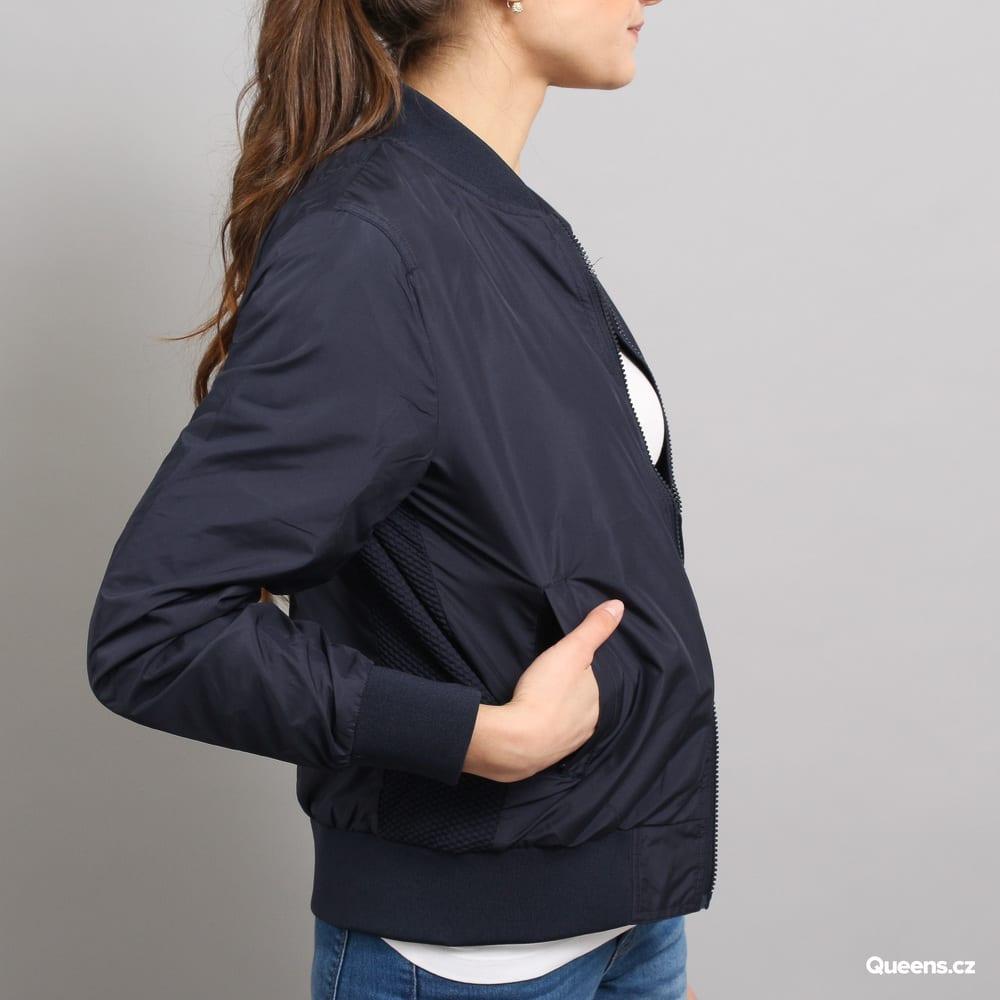 Urban Classics Ladies Light Bomber Jacket navy
