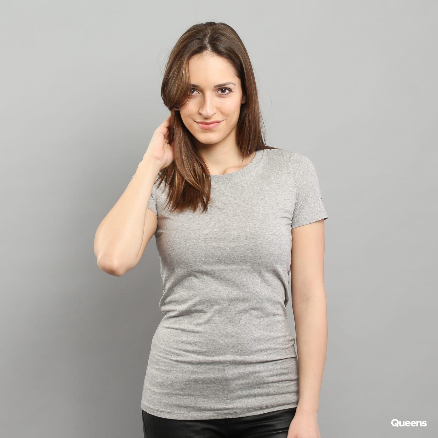 85e50025a Dámské tričko Tommy Hilfiger Cotton Tee Iconic (1487904678 004) – Queens 💚
