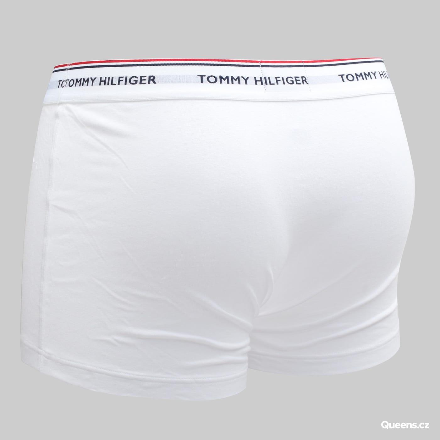 Tommy Hilfiger Trunk 3 Pack Premium Essentials C/O black / white / melange gray