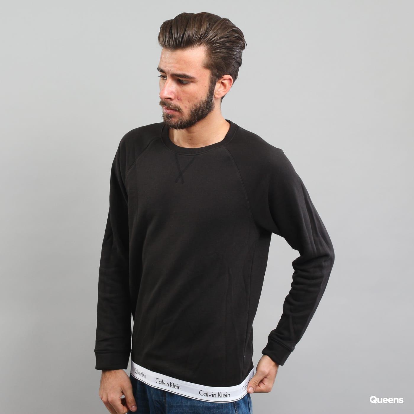 Calvin Klein Sweatshirt C/O čierna