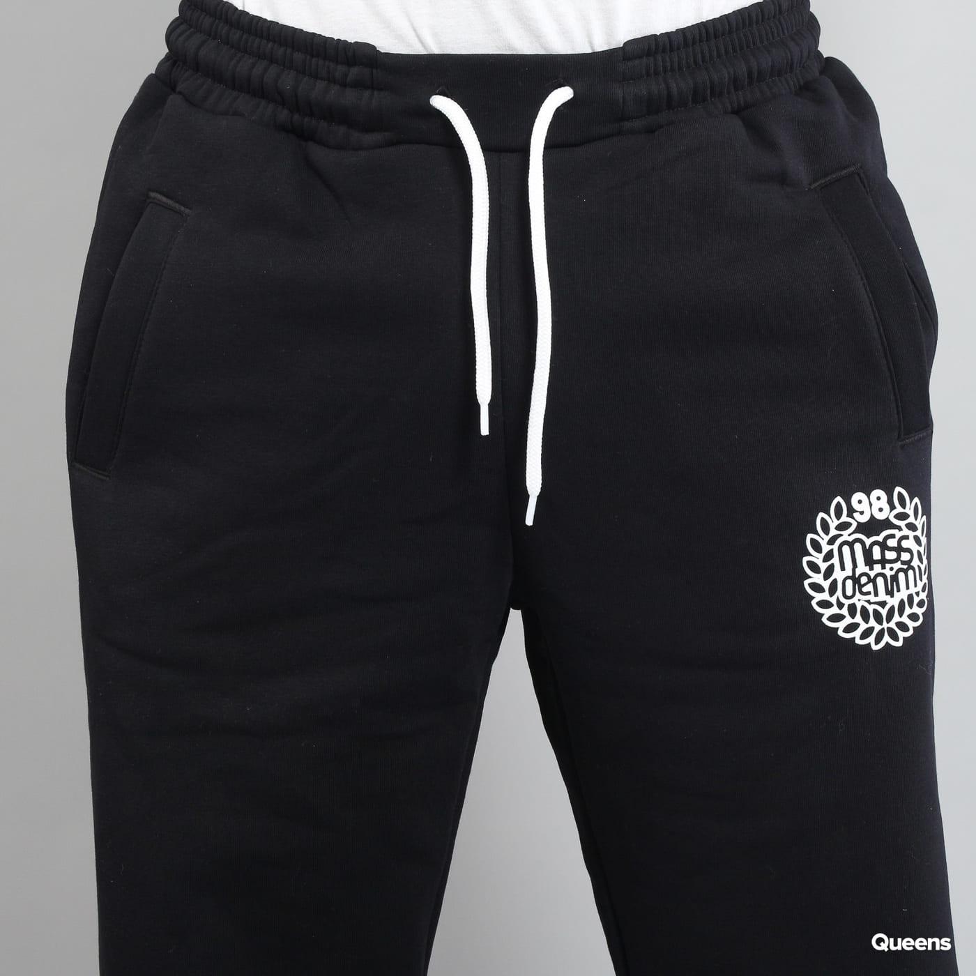 Mass DNM Base Sweatpants schwarz