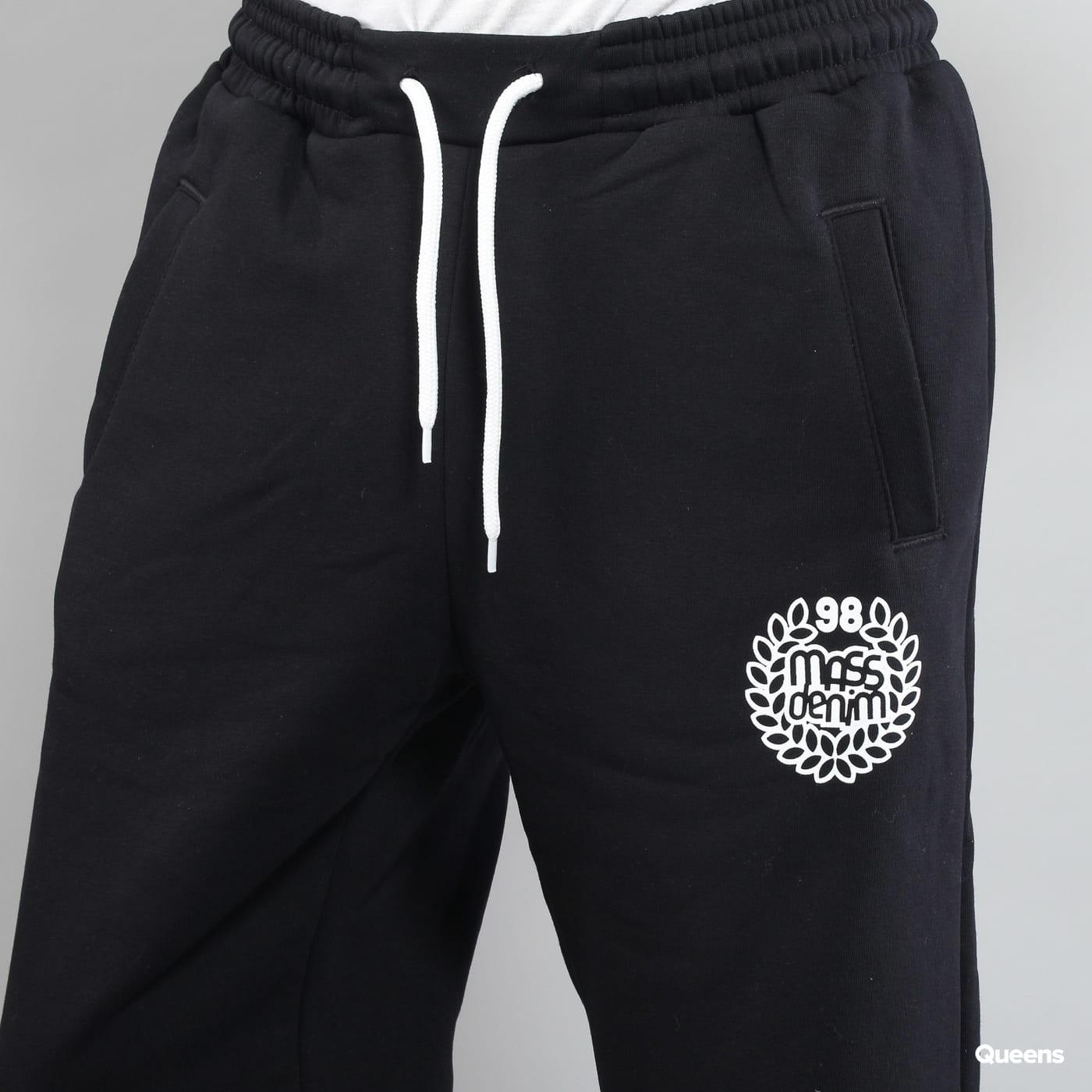 Mass DNM Base Sweatpants čierne