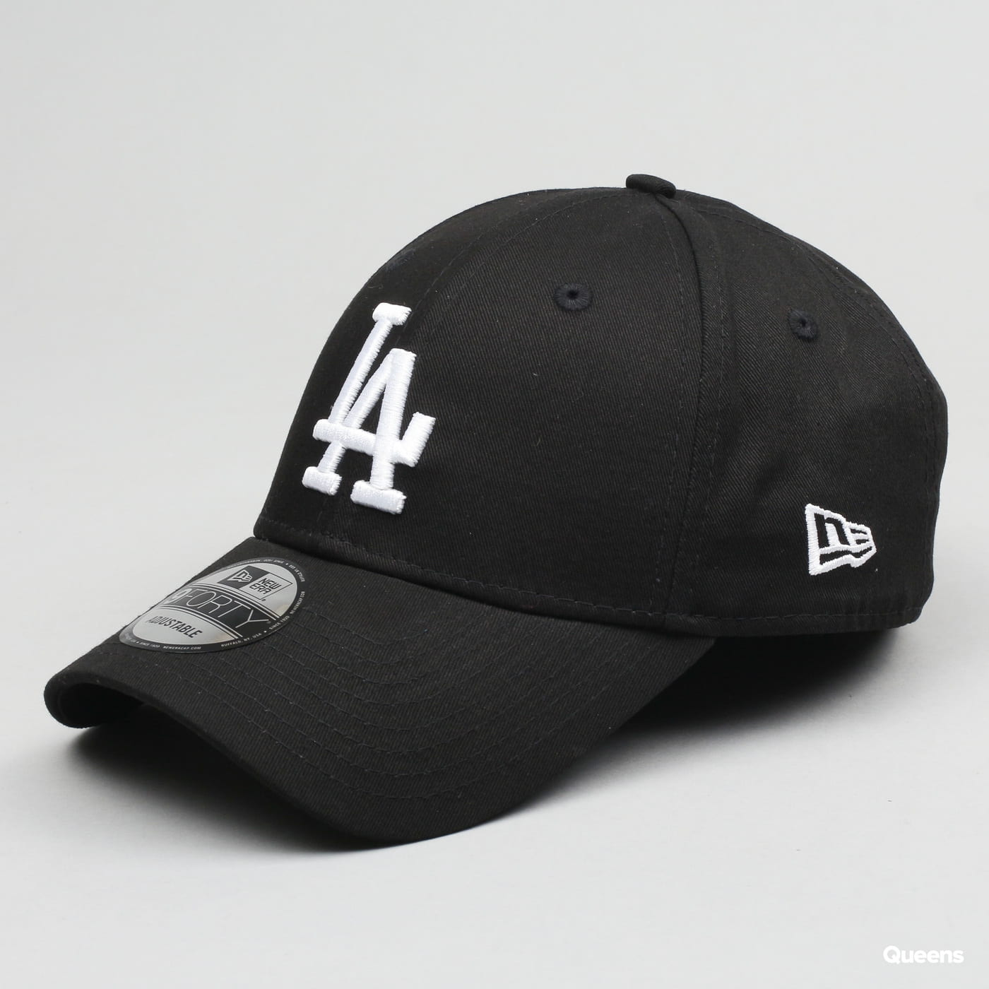 New Era 940 League Essential LA Dodgers C/O schwarz