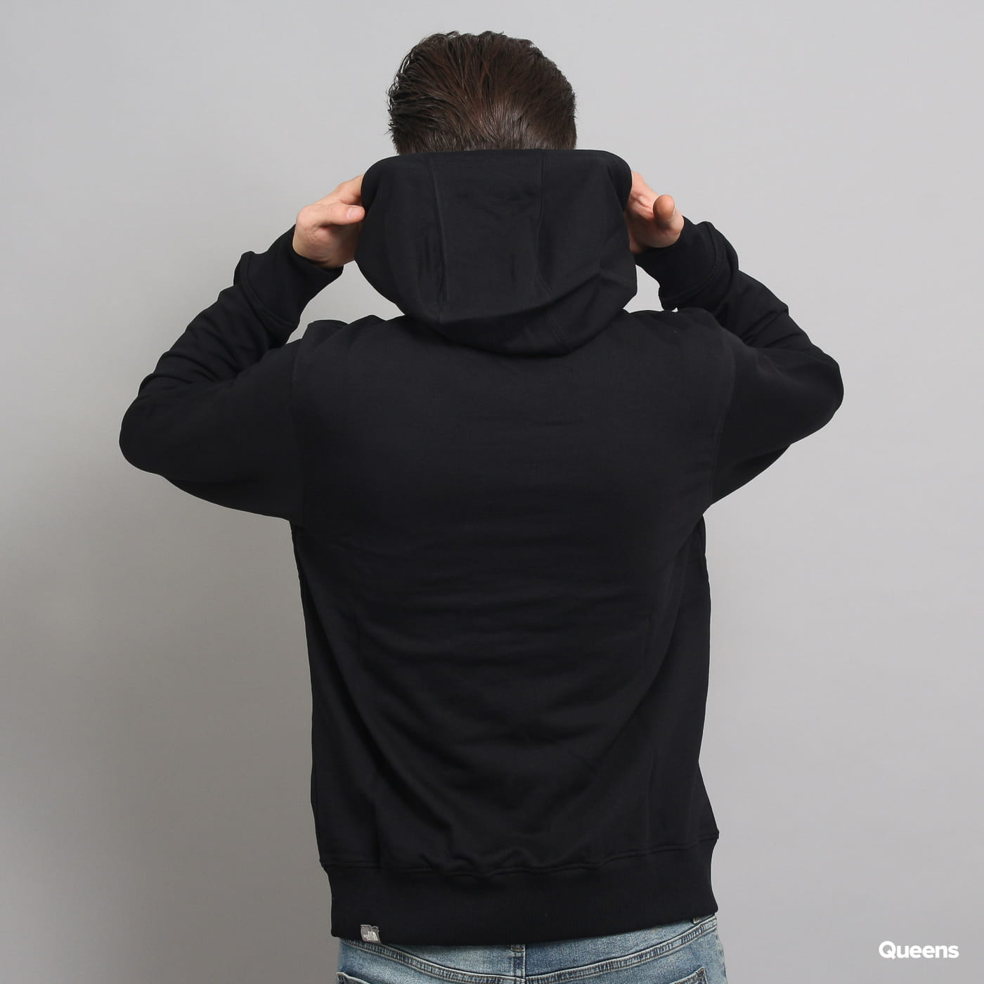 The North Face Light Drew Peak Pullover Hoodie schwarz