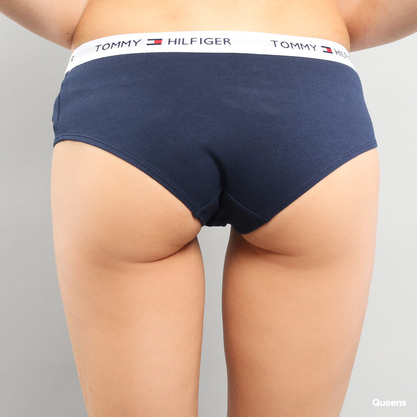 Tommy Hilfiger Cotton Shorty Iconic Marine