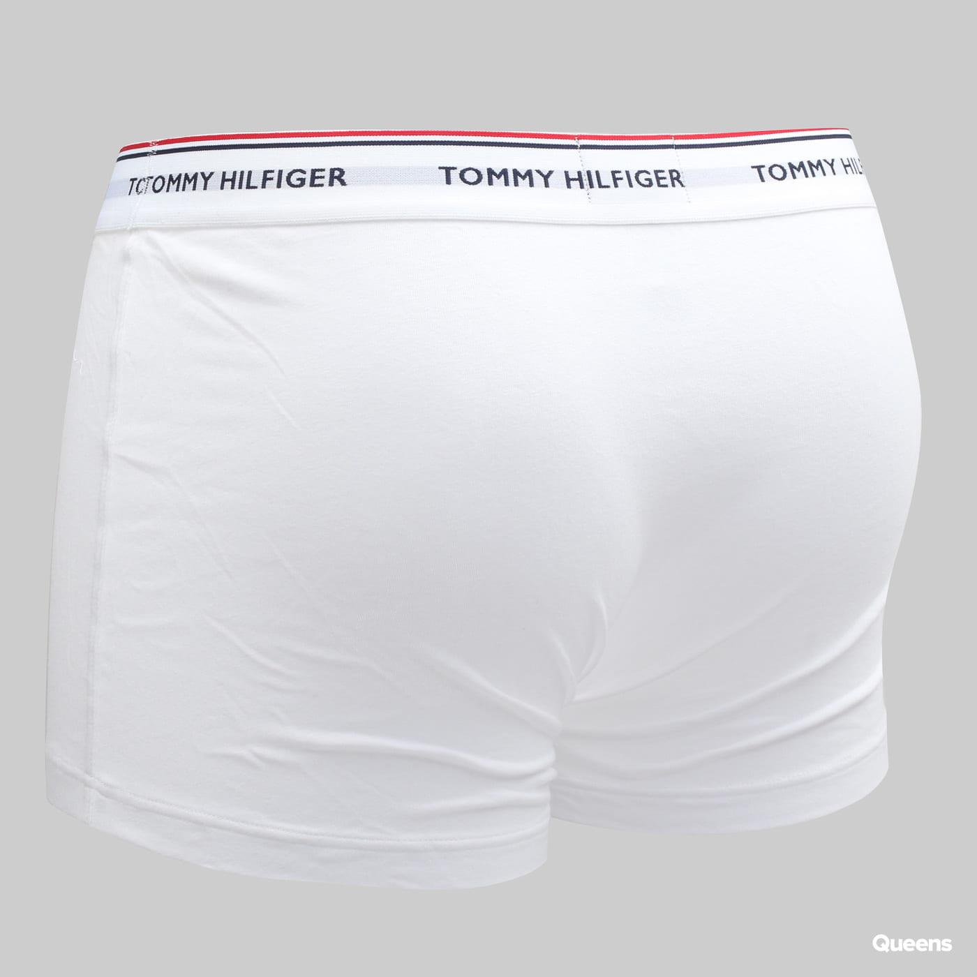 Tommy Hilfiger Trunk 3 Pack Premium Essentials C/O čierne / biele / melange šedé