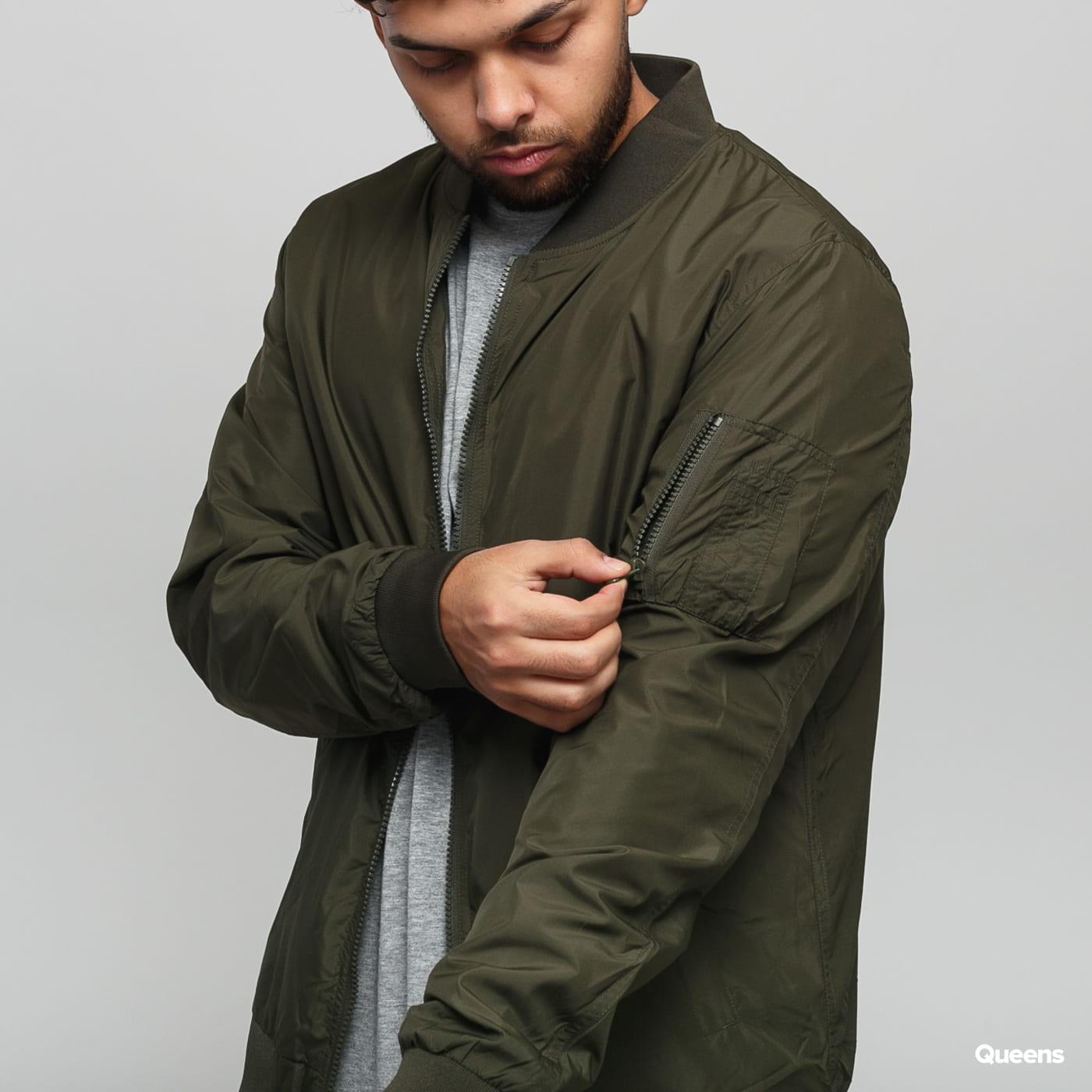 Urban Classics Light Bomber Jacket for Men