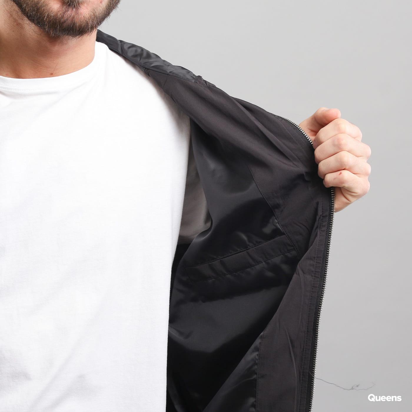 Urban Classics Nylon Windbreaker black