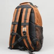 Carhartt WIP Kickflip Backpack hnědý / černý