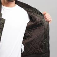 Urban Classics Tonal Camo Bomber Jacket camo tmavě olivová
