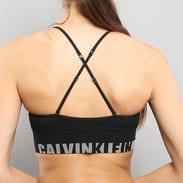 Calvin Klein Bralette Unlined Longline Multiway černé