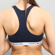 Tommy Hilfiger Cotton Bralette Iconic C/O navy