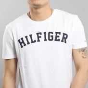 Tommy Hilfiger SS Tee Logo C/O white