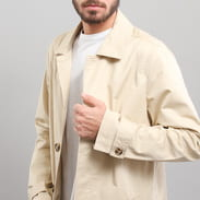 Urban Classics Gabardine Coat béžová