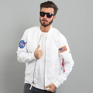 Alpha Industries MA - 1 TT Nasa Reversible