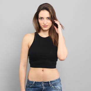 Urban Classics Ladies Cropped Rib Top