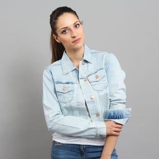 Urban Classics Ladies Short Denim Jacket