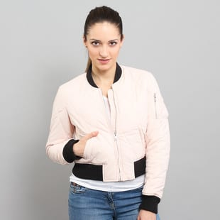 Urban Classics Ladies Diamond Quilt Short Bomber